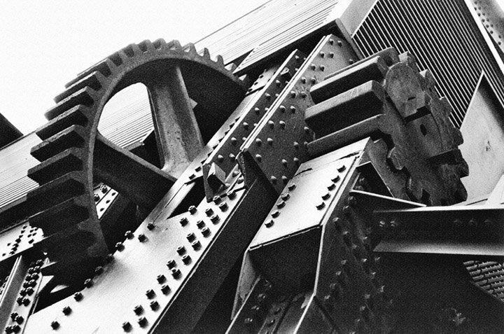 Edward Burtynsky industrial photography