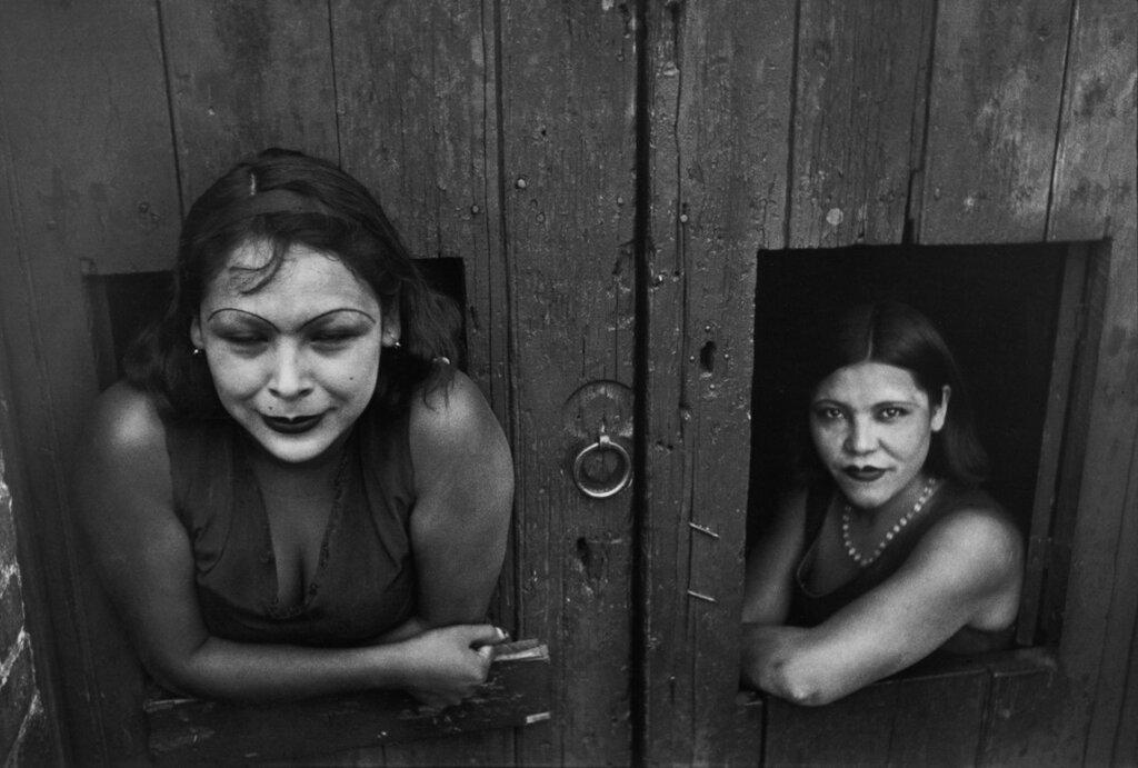 Henri Cartier-Bresson, Calle Cuauhtemocztin, Mexico, 1934