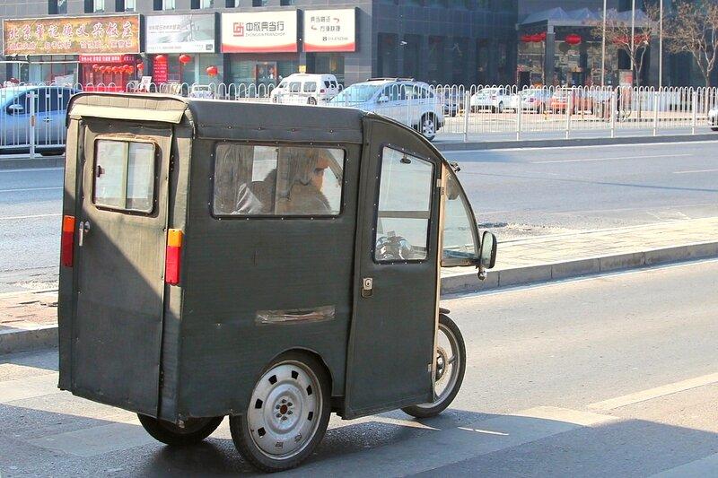 На улицах Пекина 1.