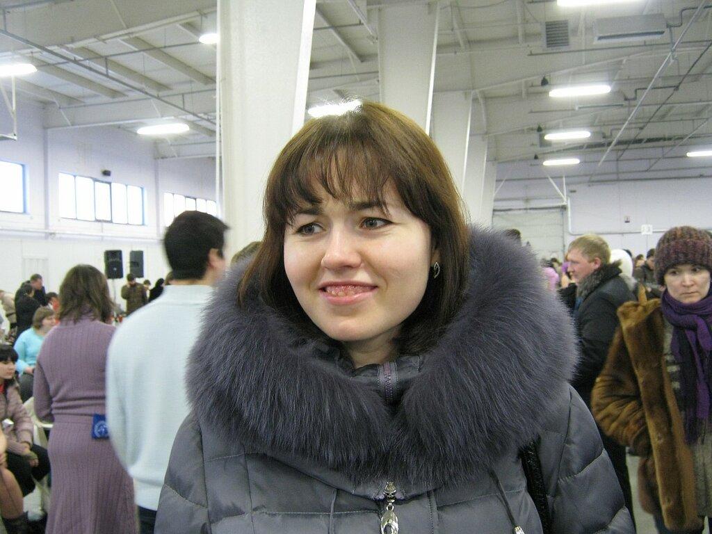 Казань. Всероссийская выставка собак Белый барс-2012 или тЁма и все все все...