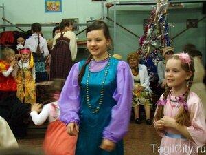 праздник,Нижний Тагил,Рождество,фотоальбом,Зеркало,театральная студия
