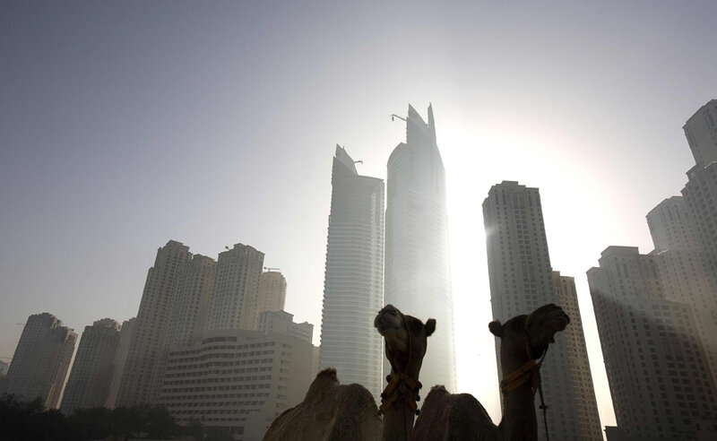 Дубай и Объединенные Арабские Эмираты