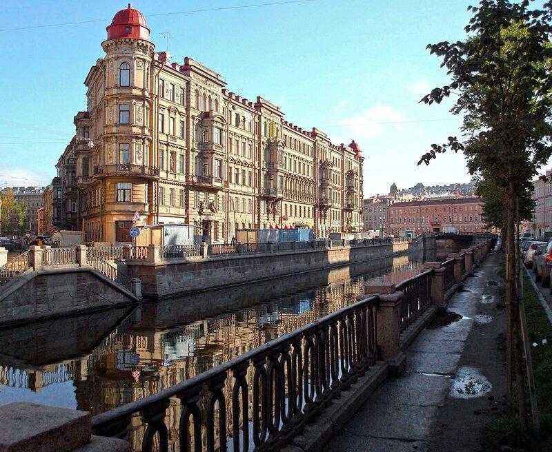 Грибоедов    канал