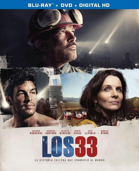 33 / The 33 (2015/BDRip/HDRip)