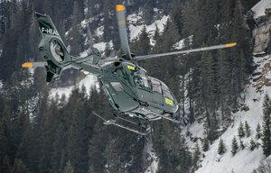 Помощь в  Альпах