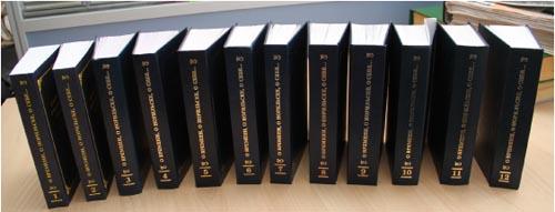Собрание серии книг - О времени, о Норильске, о себе....jpg
