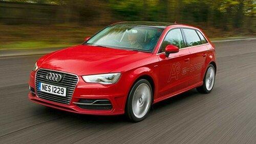 Audi представила обновленную линейку автомобилей А3
