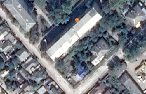 Ураганом сорвало крышу на одном из домов в Бельцах