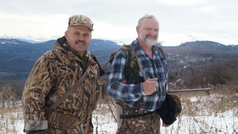 охота и рыбалка по краснодарскому краю