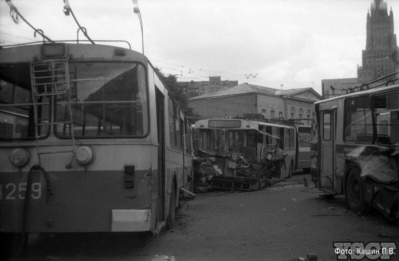 Новинский бульвар 1991.jpg