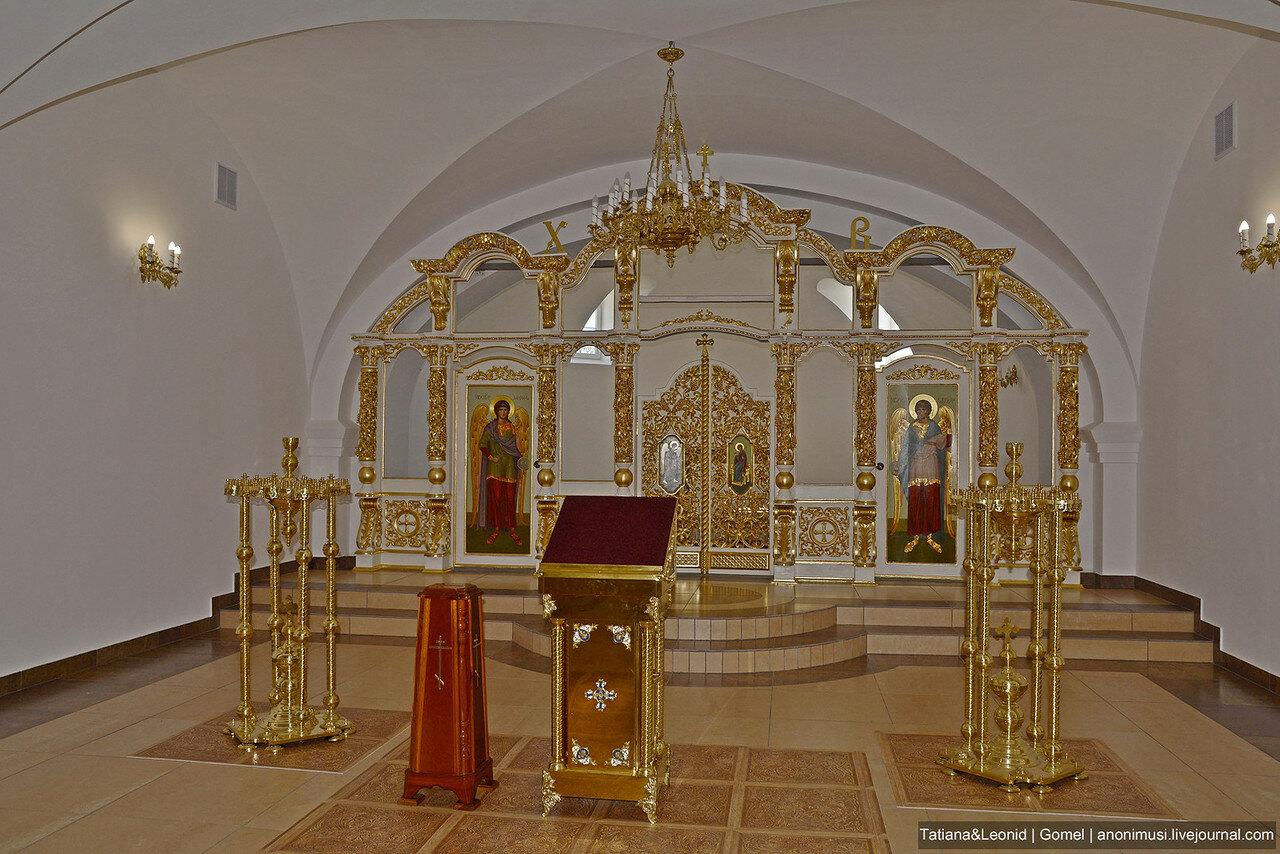 Храм Александра Невского. Рогачев