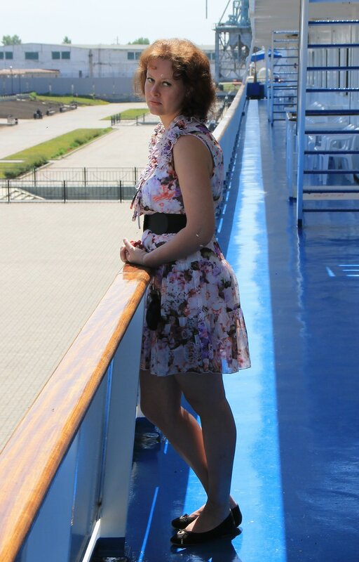 Казань. Речной вокзал