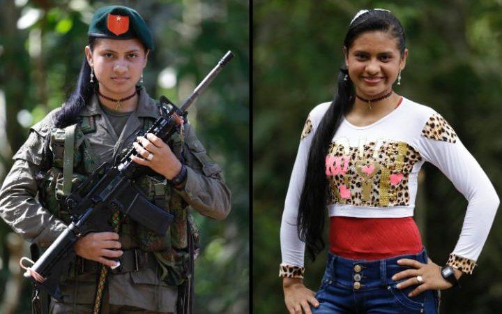 18-летняя Йисет вступила в ряды РВСК четыре года назад. После прекращения конфликта девушка хотела б