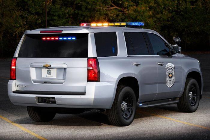 Police BMW X4 20i TUNE IT! SAFE! by AC Schnitzer Тюнинг-ателье AC Schnitzer представило полицейский