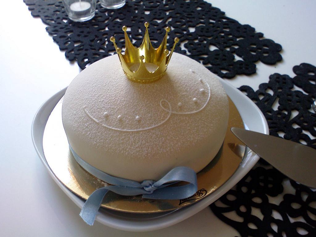 Шведский торт «Принцесса». (Daniel Erkstam)