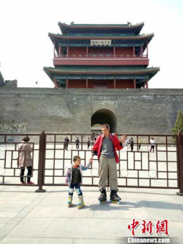 После путешествия Чжан Цзюнгуан признался, что самым большим минусом их приключения была ветреная по