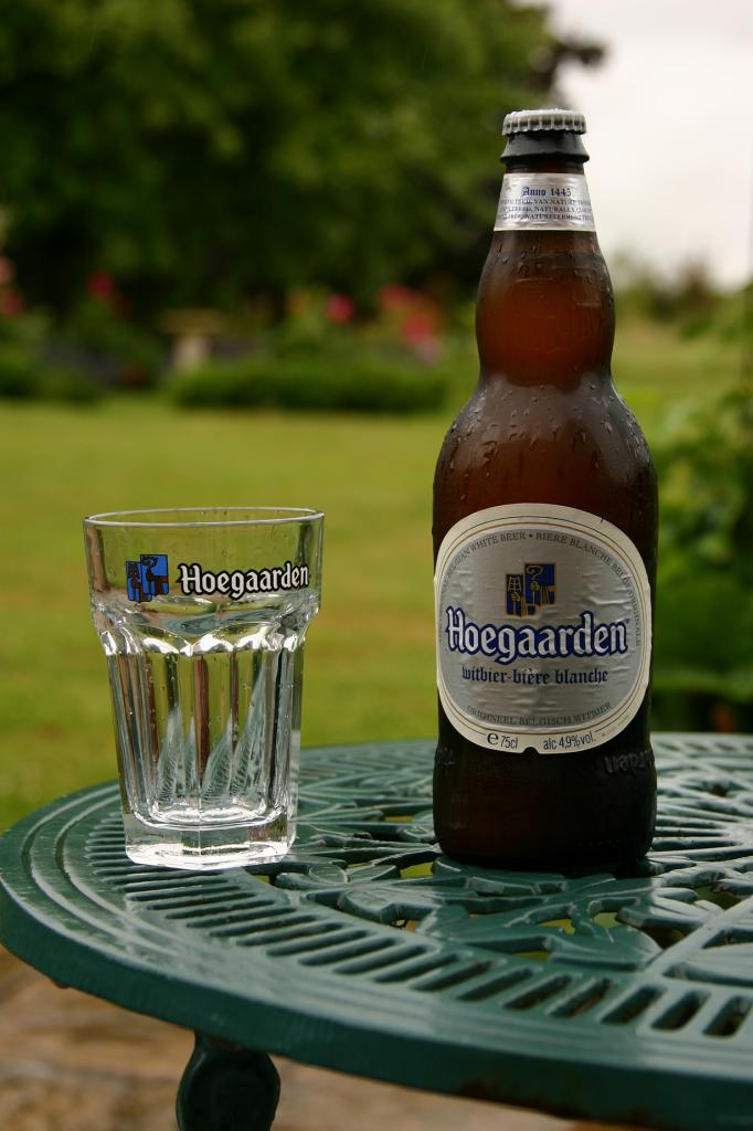 Hoegaarden. (Jon Whitton)