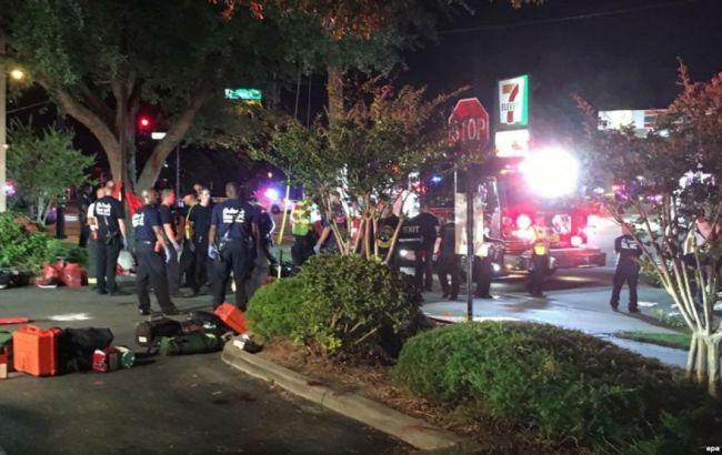 Кровавая бойня вгей-баре США: 50 погибших, 53 получили ранения