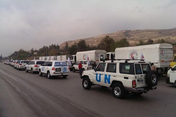 ООН сворачивает гуманитарную миссию вСирии
