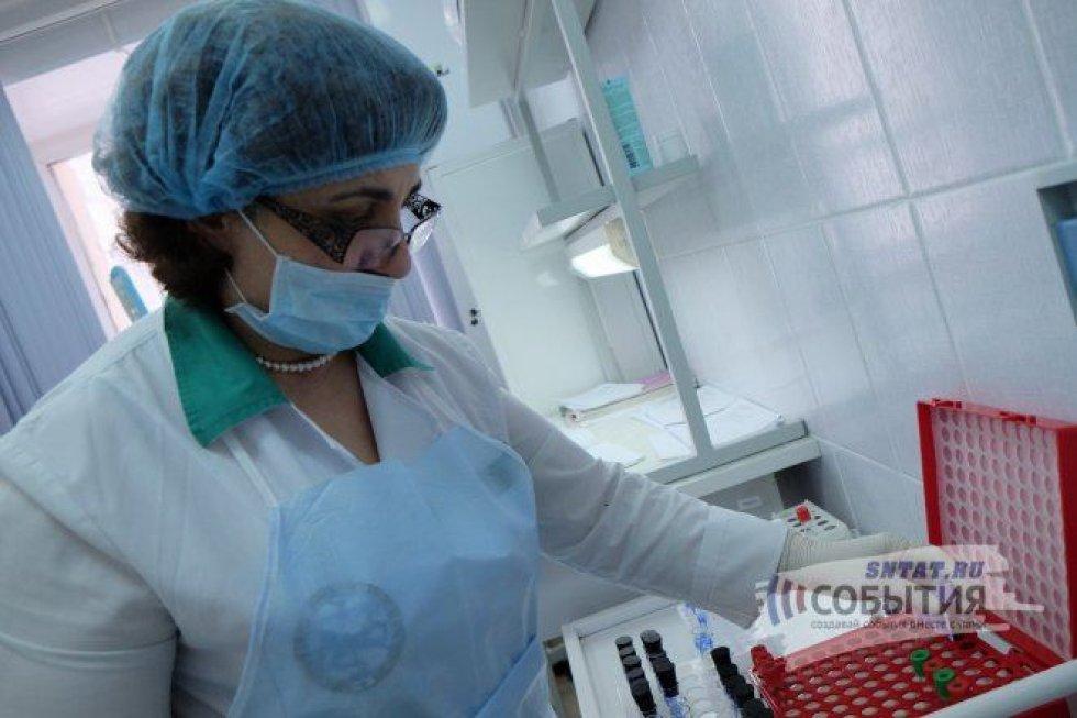 Осторожно, грипп: вНижнекамске стартовала вакцинация детей