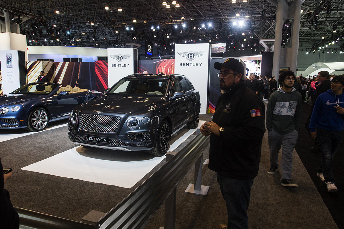 New York International AutoShow 2016