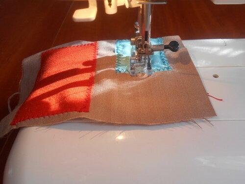 Как использовать лоскуты ткани
