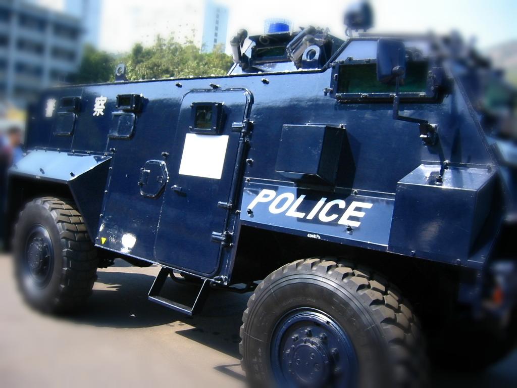 saxon в полиции