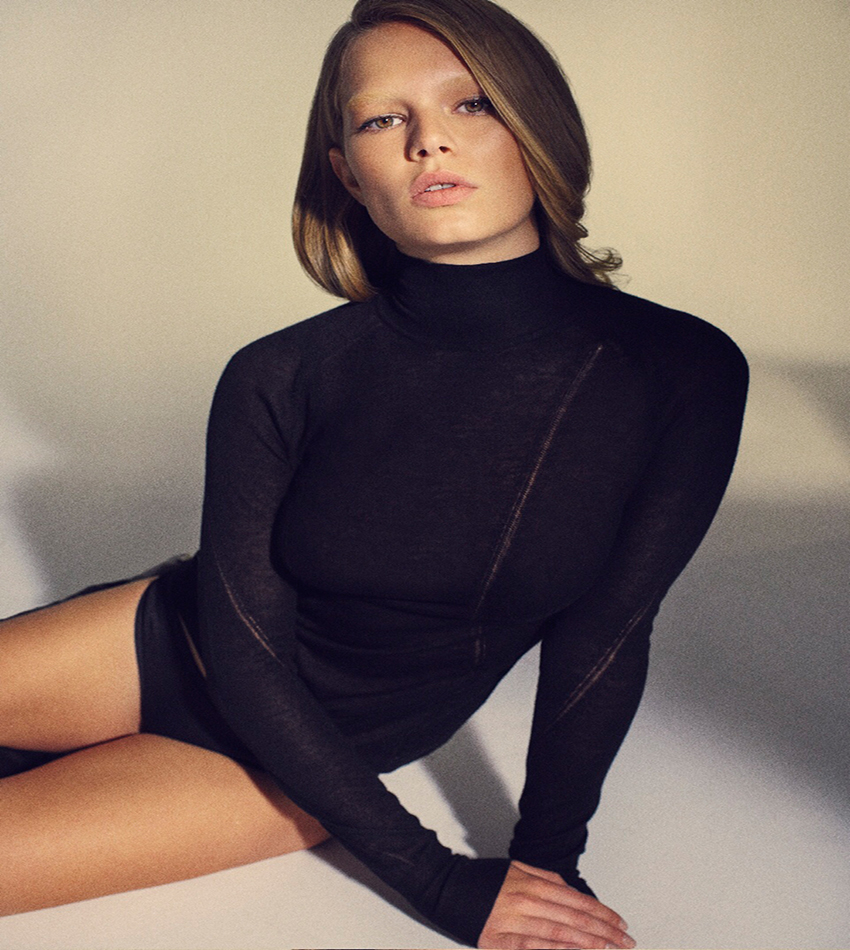 Anna Ewers - Yo Dona Magazine (September 8, 2016)