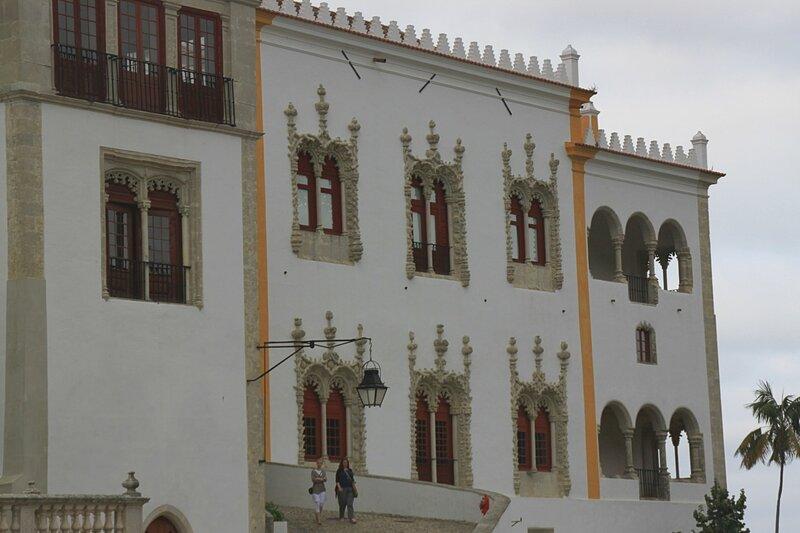 Национальный дворец Синтры (National Palace of Sintra)