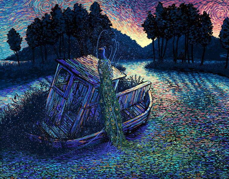 Image result for джеймс р. живопись