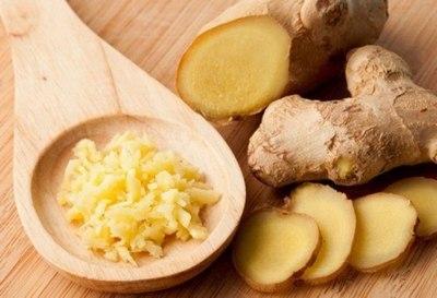 Рецепты напитков для похудения из имбирного корня