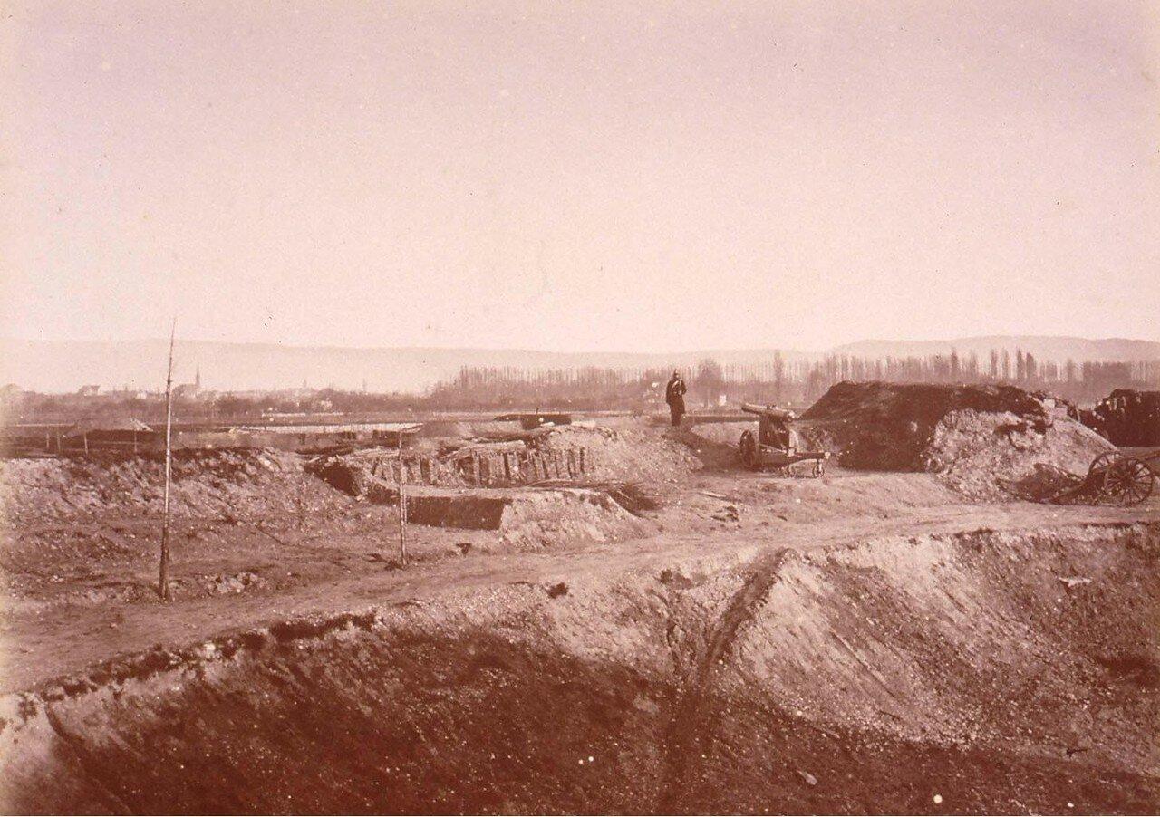 Цитадель (бастион № 19, по направлению к Кель)