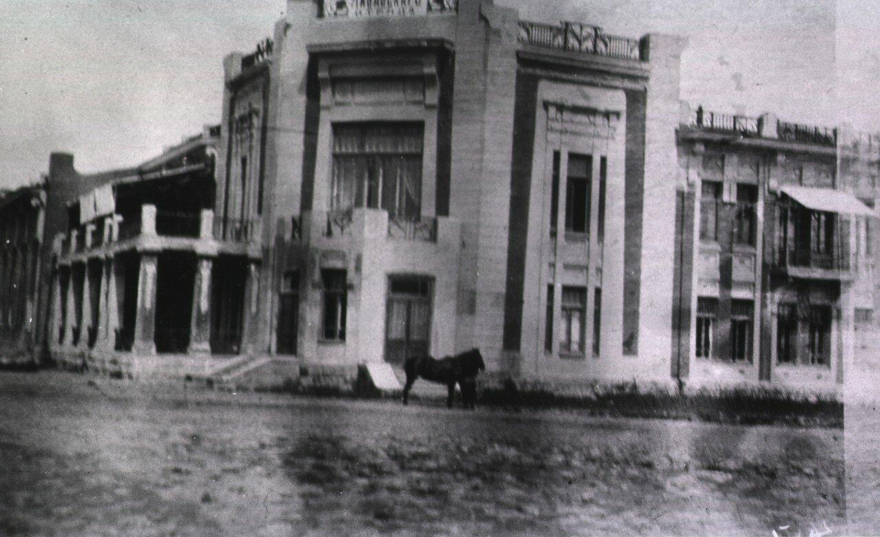 Лазарет Красного Креста в Харбине