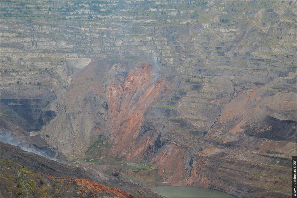 Коркинский угольный разрез. Челябинский буроугольный бассейн