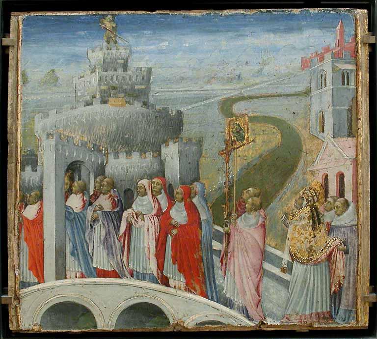 Giovanni_di_Paolo_La_Procession_de_saint_Gregoire_au_chateau_saint_Ange.jpg