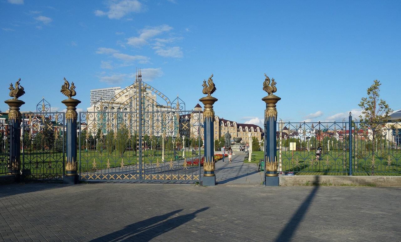 парк 1000-летия