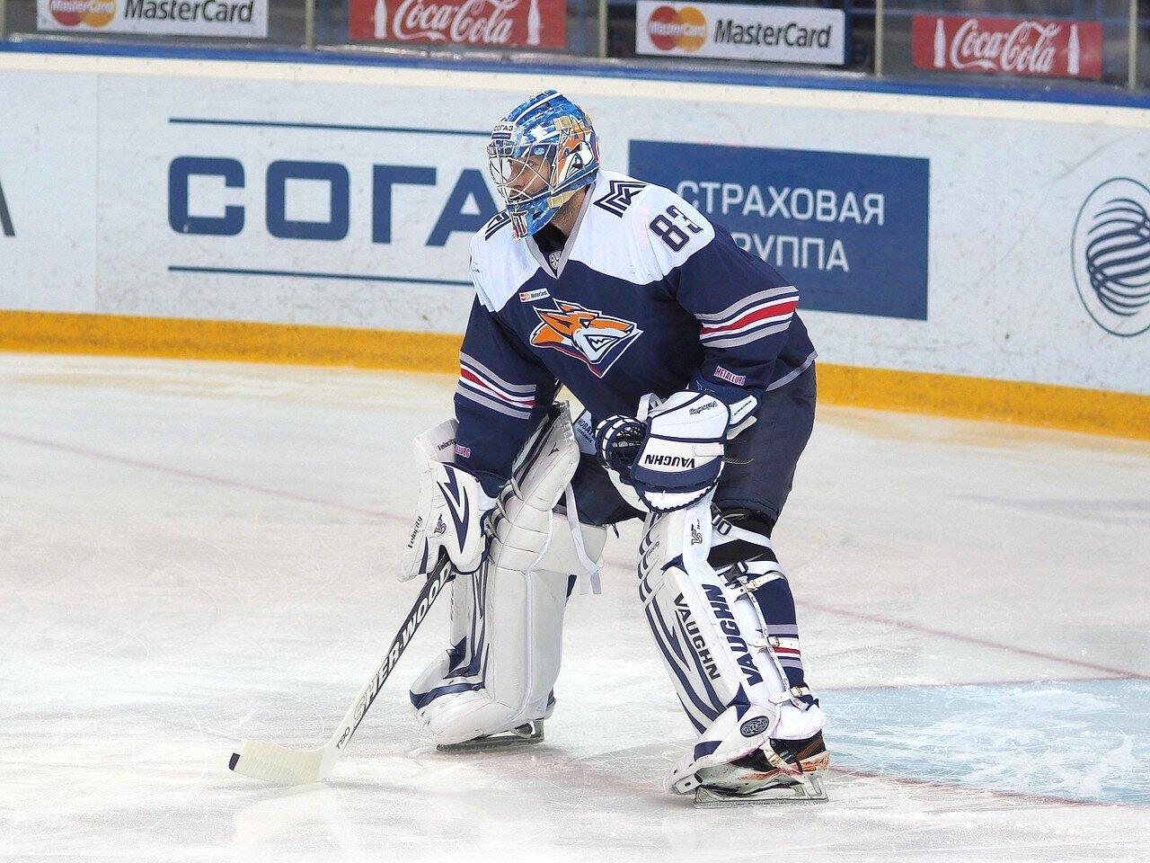 21Восток 1/2 плей-офф Металлург - Сибирь 08.03.2016