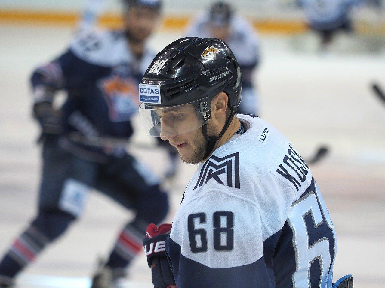 27Восток 1/2 плей-офф Металлург - Сибирь 08.03.2016