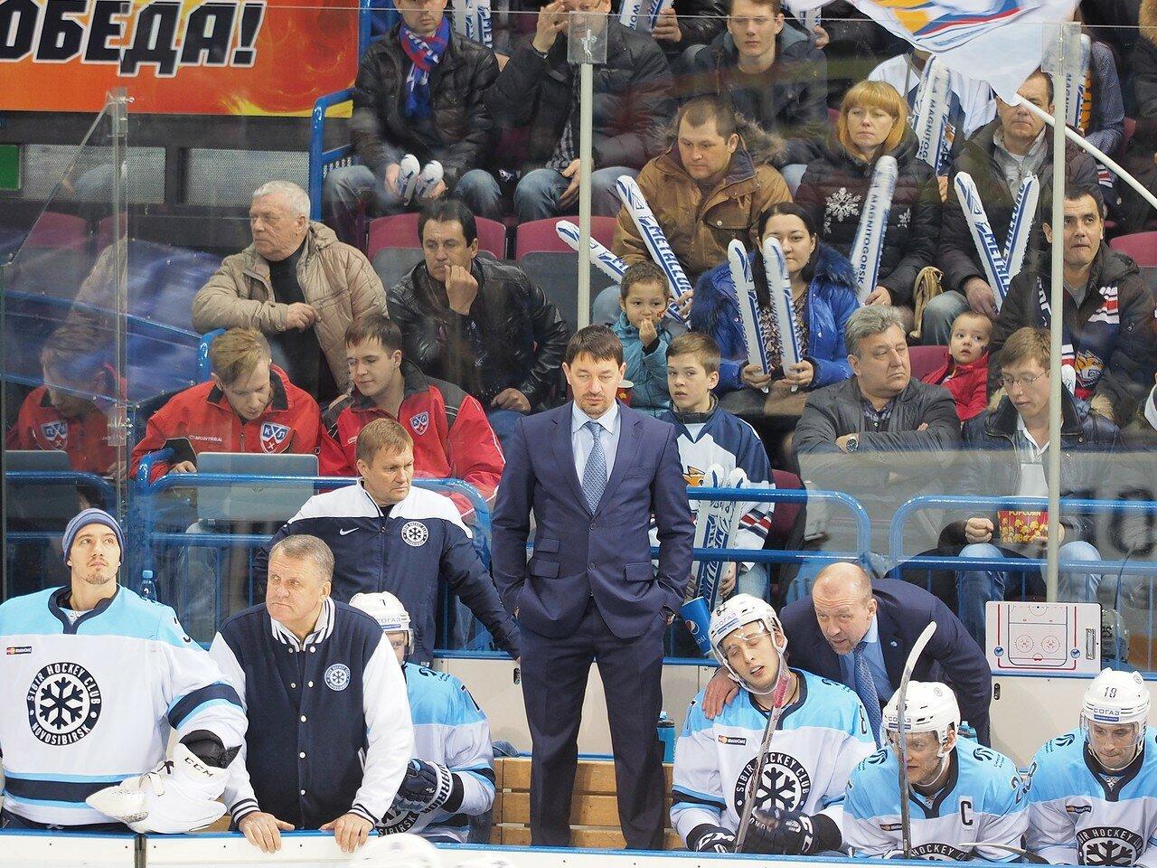 93Восток 1/2 плей-офф Металлург - Сибирь 08.03.2016