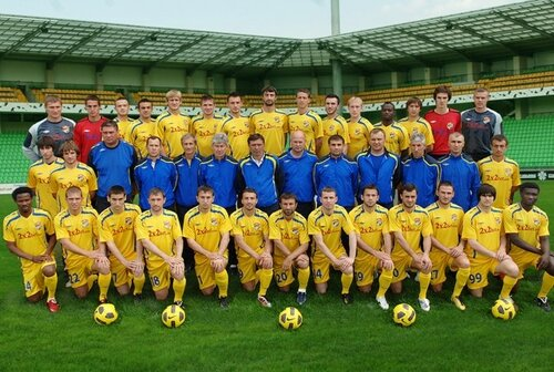 «Dacia» выиграла у «Homburg» со счетом 1:0