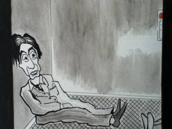 Stuck In A Lift With Al Pacino