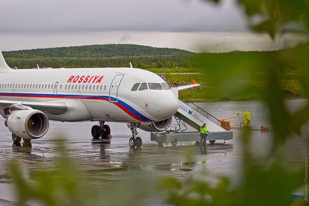 Самый пунктуальный российский авиаперевозчик