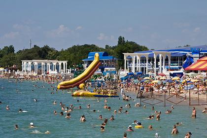 В этом году ожидается наплыв русских туристов в Крым