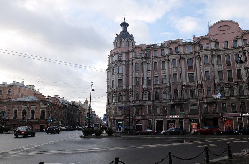 Петроградская сторона С-Петербурга