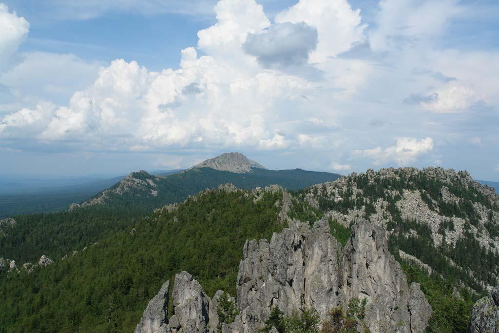 Ильменские вершины (22.03.2013)