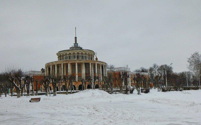 Фото твери зимой