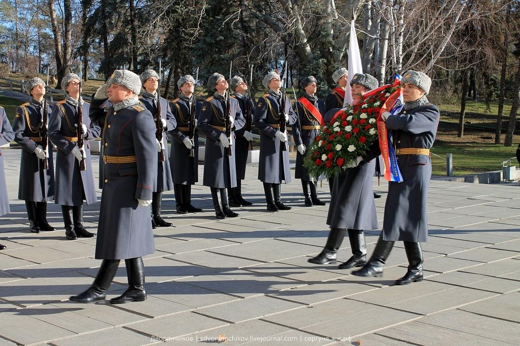 08 декабря 2015 - Сергей Нарышкин в Волгограде