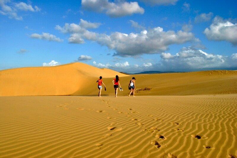 Невероятно красивая пустыня в парке Меданос де Коро 0 1c59eb 74d075d XL
