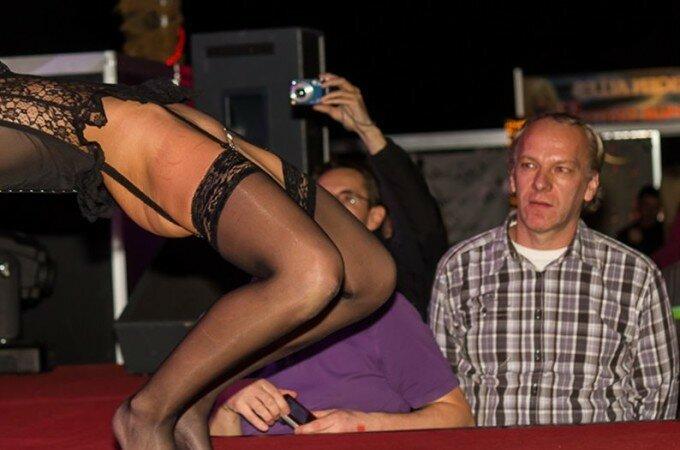Бельгийский профессор смотрел порно через университетский проектор