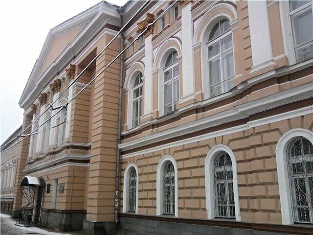 Проспект Революции(Большая дворянская),Дом Губернатора.jpg